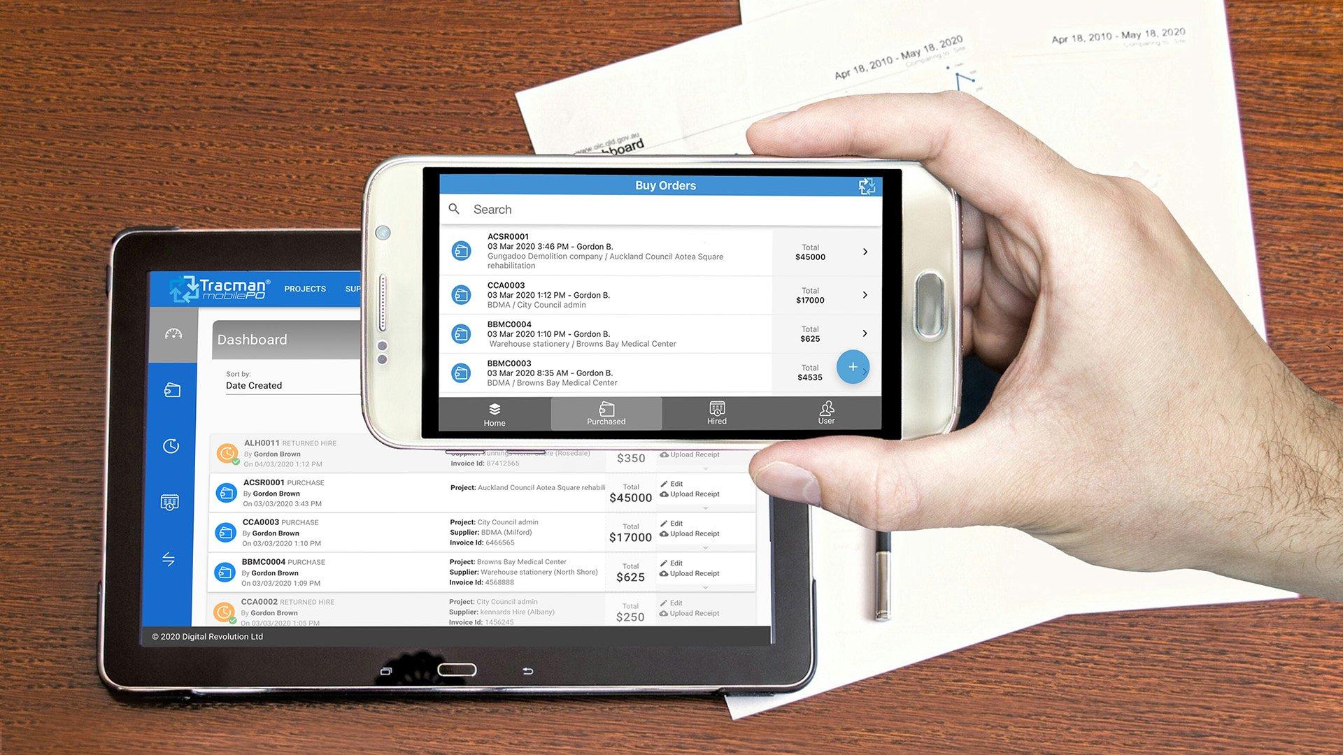 Works on desktop, laptop, tablet and mobile